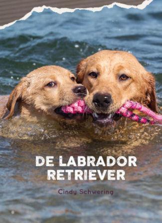 Het boek 'De Labrador Retriever'